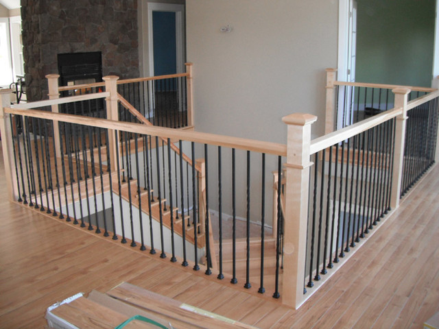 Metal Baers For Staircases Available From Stairplan