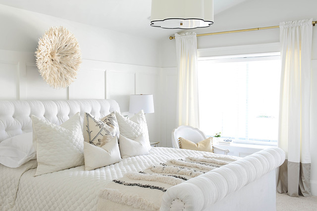 Yorkston Home transitional-bedroom
