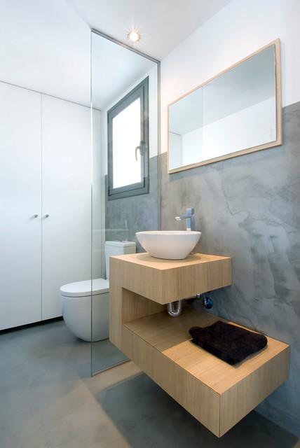 Baños contemporaneo-bagno-di-servizio