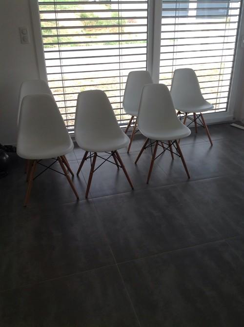 Salle Manger Quel Table Choisir Avec Ces Chaises Eames