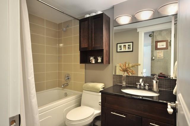 Condo #1 - Contemporary - Bathroom - Vancouver - by ...