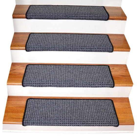 Dean Flooring Company Peel And Stick Non Skid Bullnose | Dean Bullnose Stair Treads