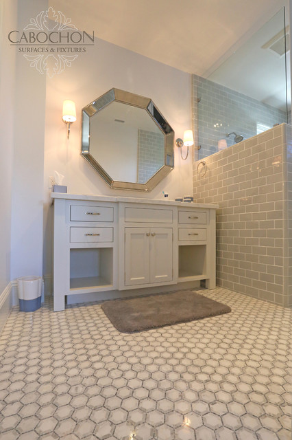 Coronado Classic Transitional Bathroom San Diego