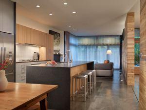 Oak Cabinets Modern Houzz