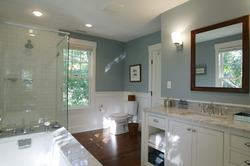 Cape Cod Renovation - Master Bath