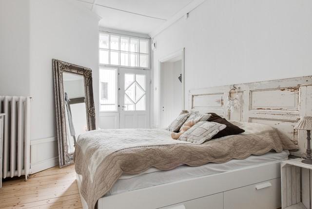 Hedåsgatan 5B shabby-chic-style-bedroom