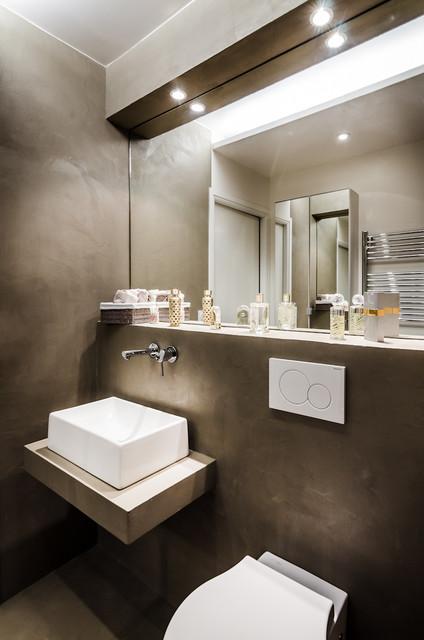 Appartement BO Contemporain Salle De Bain Paris