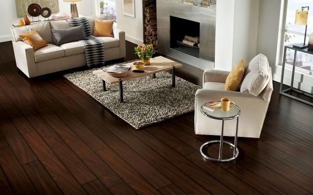 Giá sàn gỗ tự nhiên cao bởi đẳng cấp nó mang lại cho ngôi nhà