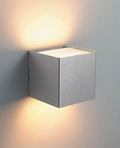 F Sign - Loop outdoor wall sconce - Modern - Wall Sconces ... on Modern Interior Wall Sconce id=93039