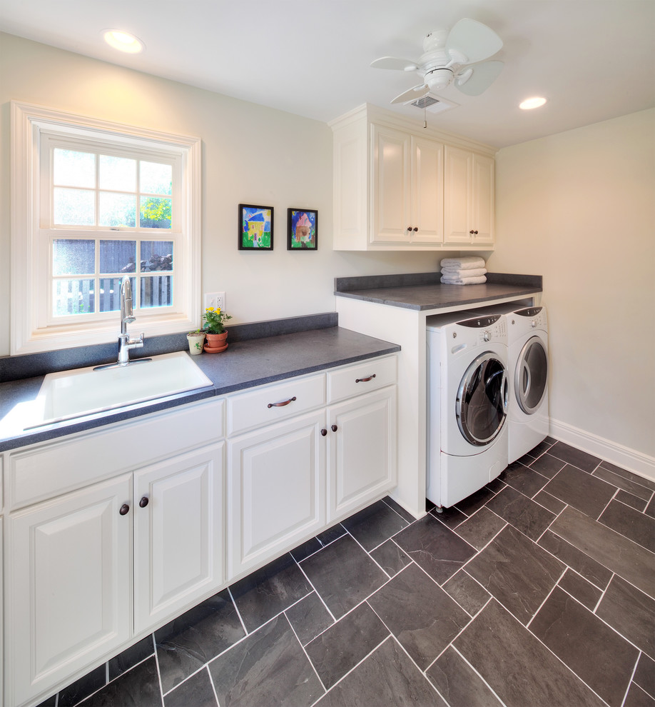 reinhardt home traditional laundry room kansas city on laundry room wall covering ideas id=51921
