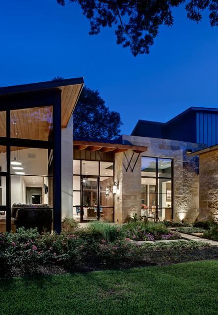 Royal Gardens - Contemporary - Exterior - Dallas - by ...
