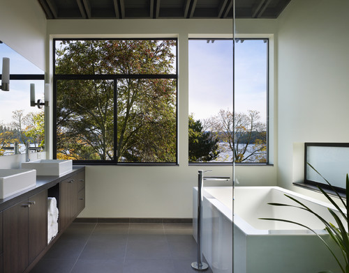 Lake Washington residence