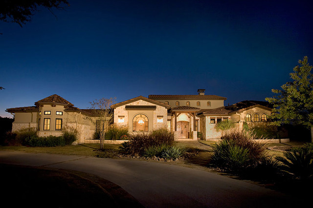 Sprawling Tuscan Ranch Mediterranean Exterior Other