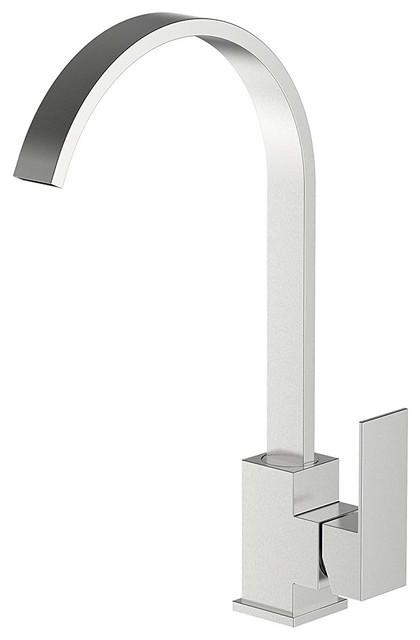 boann doris 304 stainless steel kitchen bar sink faucet