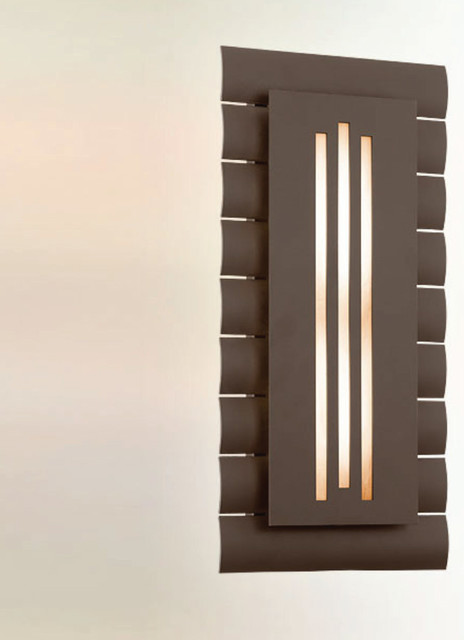 Dayton Outdoor Wall Sconce modern-outdoor-wall-lights-and ... on Modern Outdoor Sconce Lights id=20434