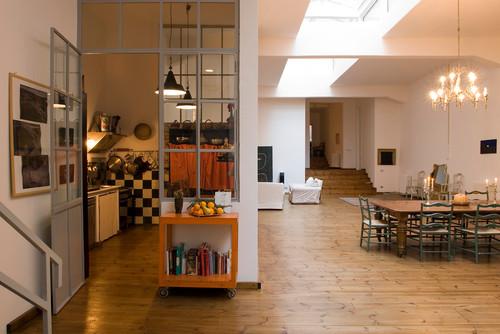 L'arredamento del soggiorno, della cucina e della sala da pranzo deve essere scelto con la massima attenzione al dettaglio. Come Dividere Cucina Da Soggiorno Idealista News