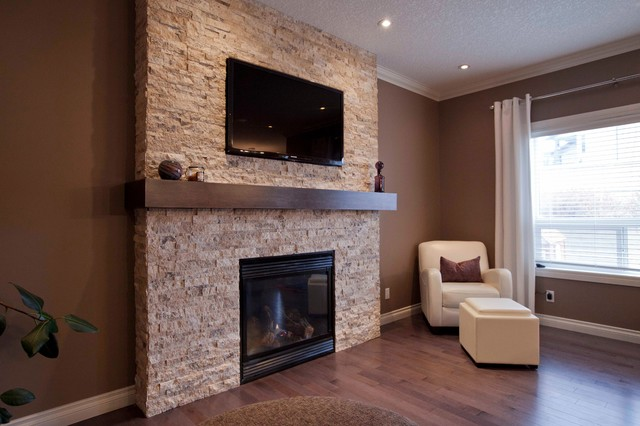 Zebedee Home Renovation Contemporary Living Room