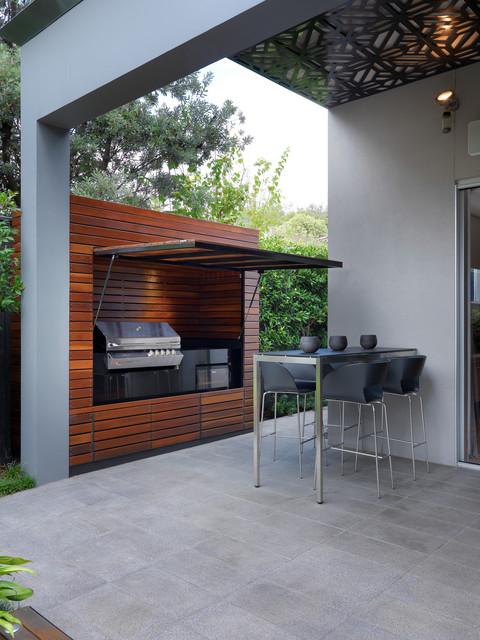 Brighton Home contemporain-terrasse-et-patio