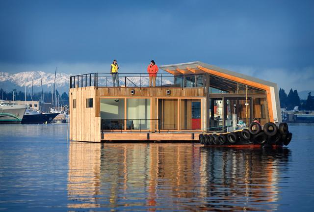 Dyna - Portage Bay industrial-exterior