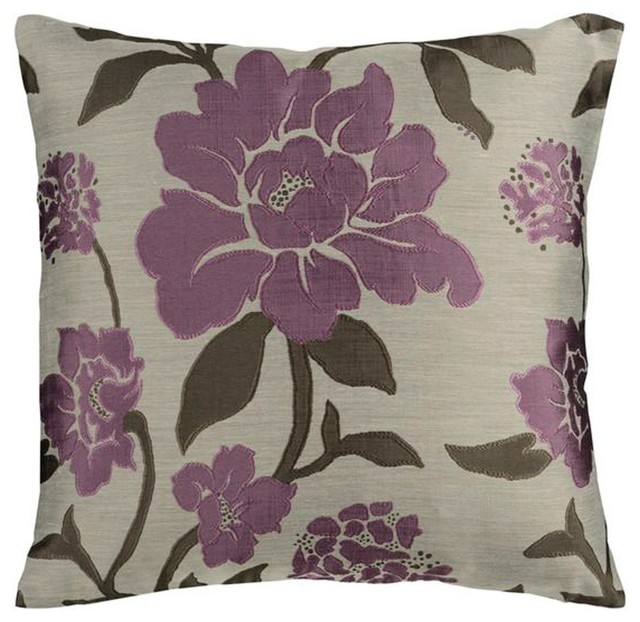 1pcs 45 45cm Plum Blossom Lily Flower Linen Cotton Blended Crown Throw Pillows Home Decor Lover Gift Wedding Decoration