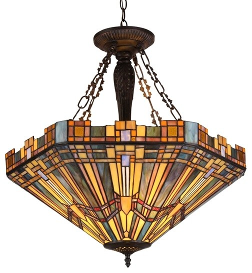 Mission Pendant Light Fixtures