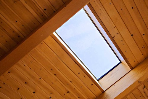 What Is The Ceiling Board 2x6 Pine V Groove Panels Thx