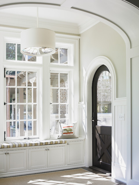 Kitchen traditional-entry