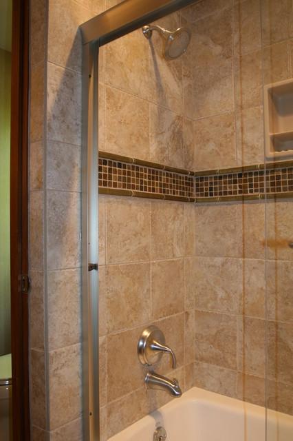 Small Bathroom Ideas - Traditional - Bathroom - DC Metro ... on Small Bathroom Ideas With Shower Only id=27819
