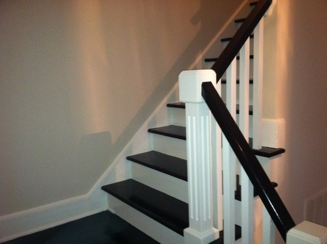 Creative Idea- Painting Stair Treds