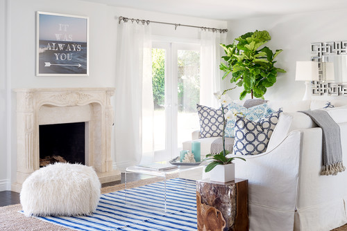 Beach Glam Bungalow
