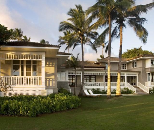 Hawaii Residence Kauai Tropical Exterior