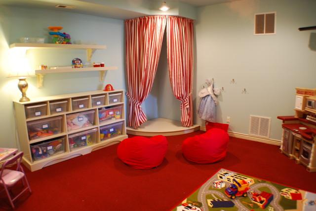 Playful Playroom traditional-kids