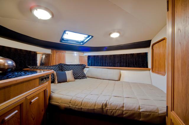 Table Rock Boat Modern Bedroom Kansas City By