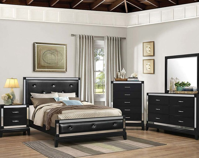 city lights bedroom set - bedroom - columbus - by american freight