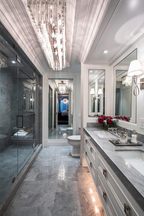 łazienka W Stylu Nowojorskim Inspiracje New York Blog