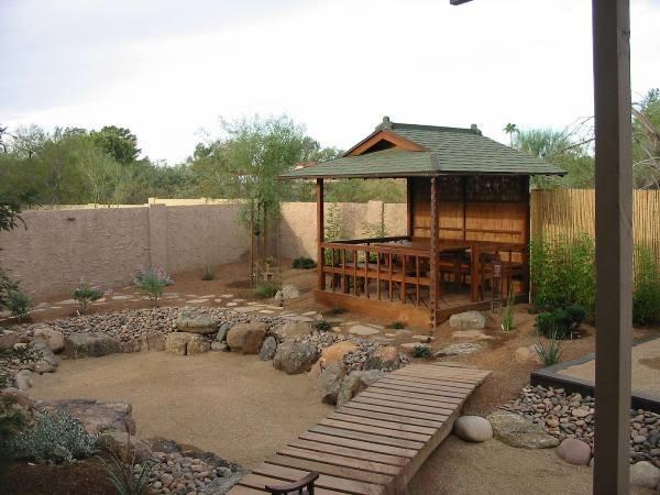 desert japanese garden Japanese Tea Garden in the Desert - Asian - Landscape