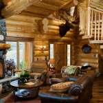 Cabin Mantel Houzz