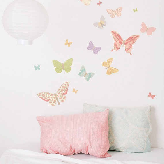 Kids Room Top 10 Erfly Wall Decals For Rooms Cupcake