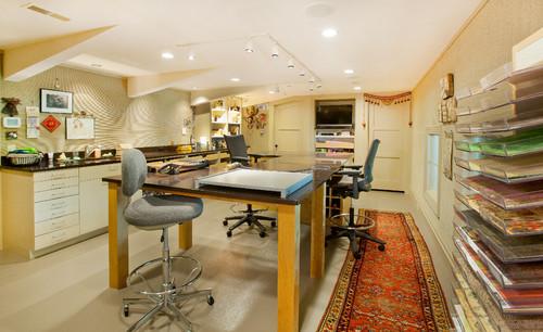AK Penthouse - Craft Rooms