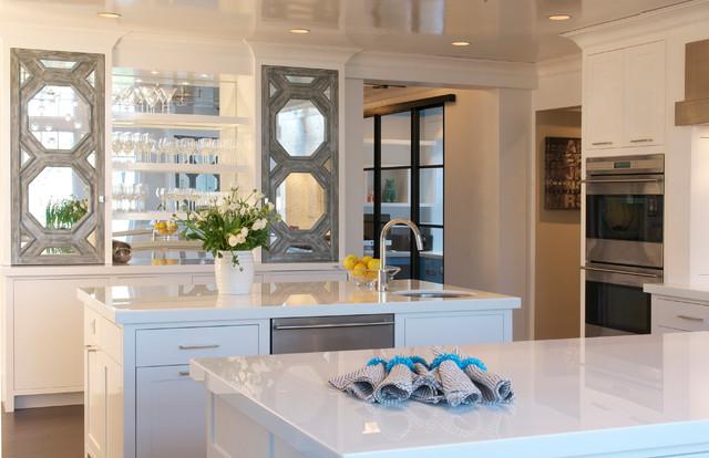 Rye Renovation Transitional Kitchen New York By