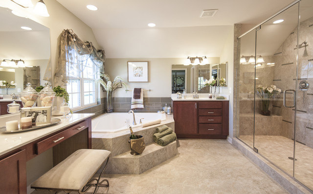 Model Home Hereford Homes Piscataway Landing - Traditional ... on Model Toilet Design  id=18099