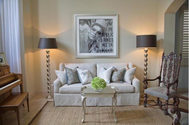 A Design Update for a 90's Home - Traditional - Living ... on 90 Room  id=58727