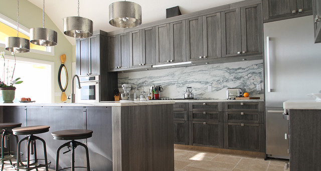 Contemporary Kitchen By T2thes Design Build