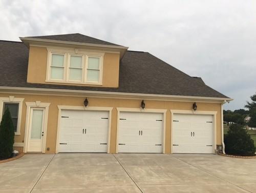 HELP with Stucco & Garage Door Colors on Garage Door Colors Pictures  id=30465