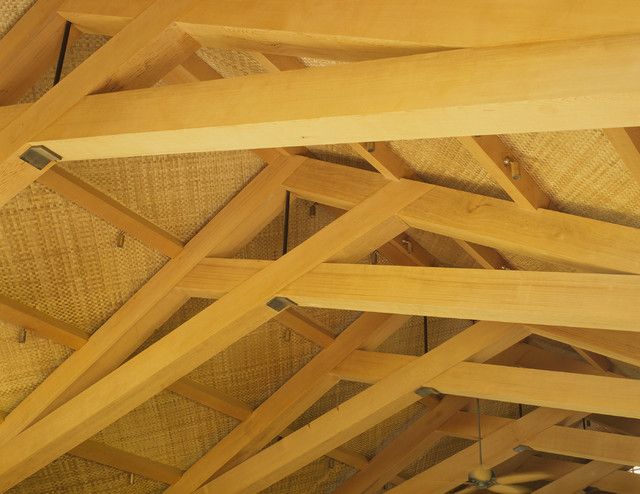 Wood Ceiling Truss