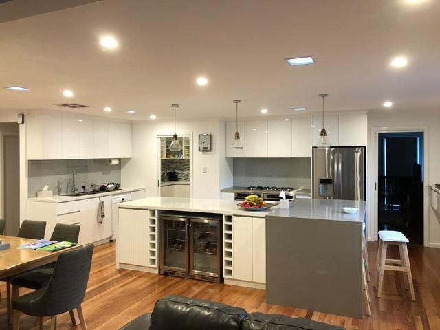 Renovation Project kitchen