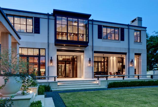 Texas Residence - Contemporary - Exterior - dallas - by ...