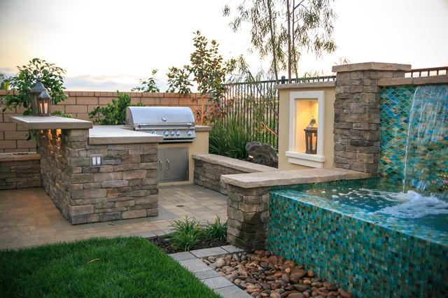 Western Outdoor Designs, BBQ Island, Outdoor Kitchens ... on Backyard Patio Grill Island id=59210