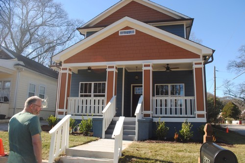 Exterior Paint Color For Craftsman Home?