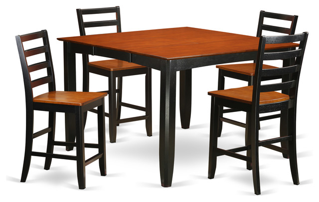 Fair-Blk Kitchen Table Set